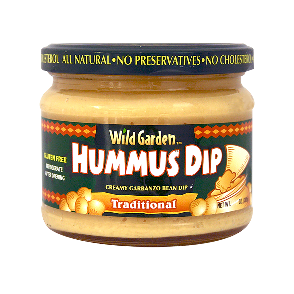 Traditional Hummus Dip