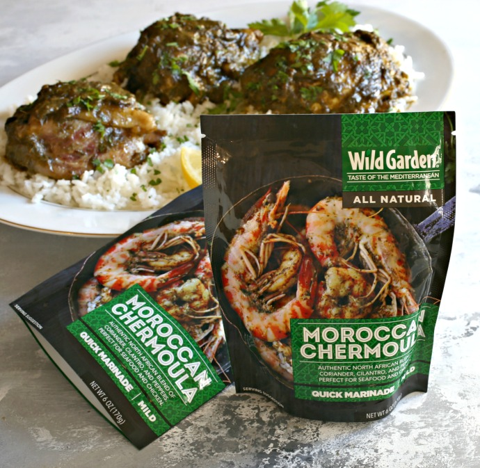 Wild Garden Chicken Chermoula 3